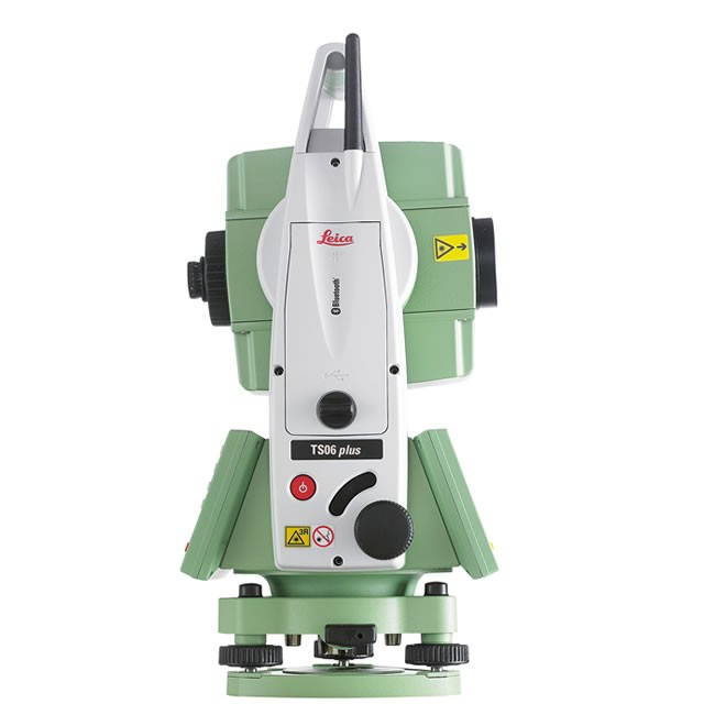 Total Station Lica TS06 Plus 5 R500